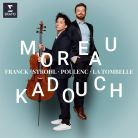 9029 57406-2. FRANCK; POULENC; STROHL; TOMBELLE Cello Sonatas