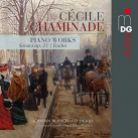 MDG904 1871-6. CHAMINADE Piano Sonata and Etudes