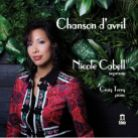 DE3450. Chanson d'avril: French Chansons and Melodies