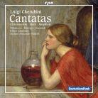 CPO777 776-2. CHERUBINI Cantatas. Willens