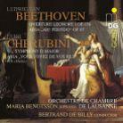MDG940 1854-6. CHERUBINI Symphony BEETHOVEN Leonore Overture