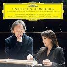 481 0971. CHIN Piano Concerto. Cello Concerto