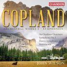 CHSA5195. COPLAND Symphony No 1. Dance Symphony