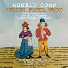 5060192 780246. CORP String Quartet No 3. The Yellow Wallpaper. Clarinet Quintet.