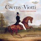 94 899. CZERNY; VIOTTI Piano Concertos