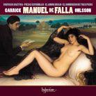 CDA68177. DE FALLA 4 Piezas Españolas. Fantasia Baetica
