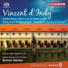 CHSA5157. D'INDY Orchestral Works Vol 6