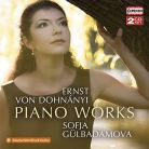 C5332. DOHNÁNYI Piano Works (Gülbadamova)