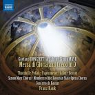 8 573605. DONIZETTI & MAYR Messa di Gloria and Credo