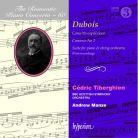 CDA67931. DUBOIS Piano Concerto No 2. Suite for Piano and String Orchestra. Tiberghien