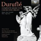 9264. DURUFLÉ Complete Choral and Organ Music