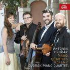 SU4257-2. DVOŘÁK Piano Quartets Nos 1 & 2 (Dvořák Piano Quartet)
