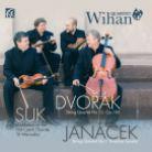 NI6322. DVOŘÁK; SUK; JANÁČEK String Quartets