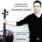 PTC5186 488. DVOŘÁK; LALO Cello Concertos
