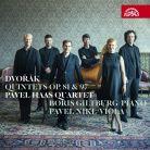 SU41952. DVOŘÁK Piano Quintet No 2. String Quintet Op 97