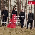 SU4227 2. DVOŘÁK; SUK Piano Quartets