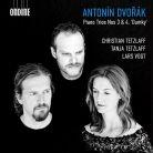 ODE1316-2. DVOŘÁK Piano Trios Nos 3 & 4