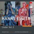 MDG613 2040-2. EISLER Lieder Vol 2
