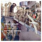 HMC90 2134. EISLER Ernste Gesänge. Piano sonata Op 1. Matthias Goerne