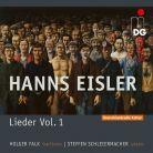 MDG613 2001-2. EISLER Lieder Und Balladen Vol 1