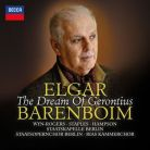 483 1585DH. ELGAR The Dream of Gerontius (Barenboim)