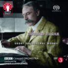 CDLX7354. ELGAR Short Orchestral Works (Lloyd-Jones)