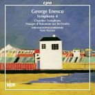 CPO777 966-2. ENESCU Symphony No 4. Chamber Symphony