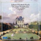 CPO777 952-2. FASCH Overture Symphonies