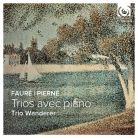 HMC90 2192. FAURÉ; PIERNÉ Piano Trios