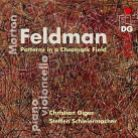 MDG6131931-2. FELDMAN Patterns in a Chromatic Field
