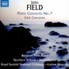 8 573262. FIELD Piano Concerto No 7. Irish Concerto