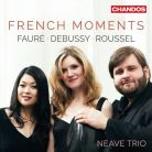CHAN10996. Neave Trio: French Moments