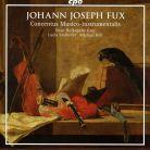 CPO777 9802. FUX Concentus musico instrumentalis