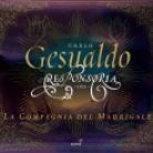 GCD922803. GESUALDO Reponsories 1611