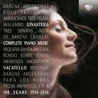 94736. GINASTERA Complete Piano Music