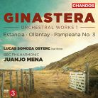 CHAN10884. GINASTERA Estancia. Pampeana