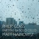 OMM0117. GLASS Partitas for Solo Cello