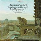 CPO555 0442. GODARD Symphonies No 2. Symphonie gothique