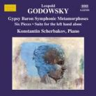 8 225350 GODOWSKY Piano Music Vol 2 Scherbakov