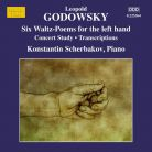 8 225364. GODOWSKY Piano Music Vol 12