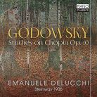 PCL0122. GODOWSKY Studies on Chopin