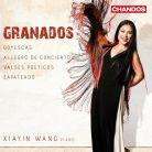 CHAN10995. GRANADOS Piano Works