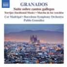 8 573263. GRANADOS Suite on Galician Songs