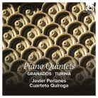 HMU90 2226. GRANADOS; TURINA Piano Quintets