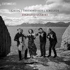 BIS2101. GRIEG; THOMMESSEN; SIBELIUS String Quartets