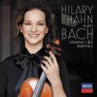 483 3954DH. JS BACH Solo Violin Sonatas Nos 1 & 2 (Hahn)