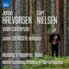 8 573738. HALVORSEN; NIELSEN Violin Concertos