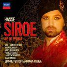 478 6768. HASSE Siroe re di Persia