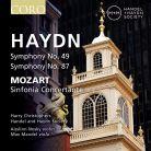 COR16168. HAYDN Symphonies Nos 49 & 87 (Christophers)