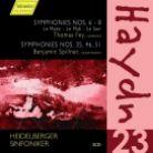 HC16088. HAYDN Symphonies Nos 6 - 8